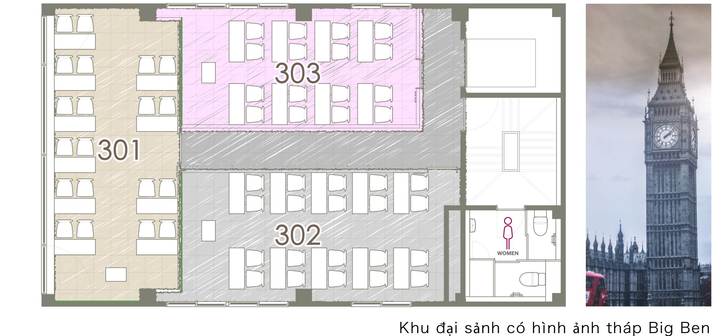 4F Bản đồ sàn