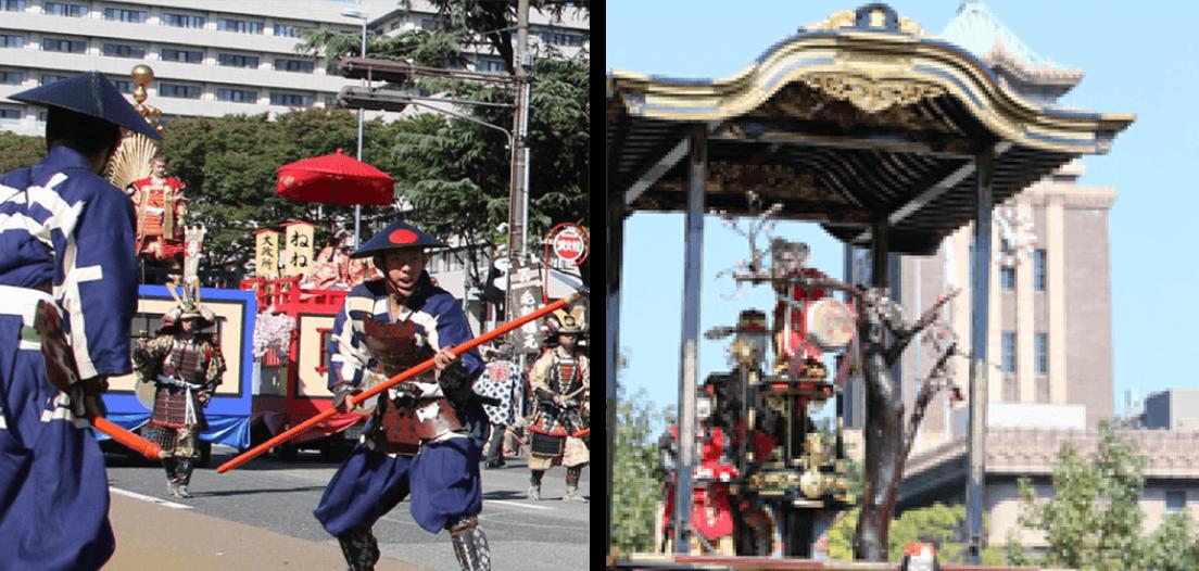 Nagoya festivalり
